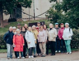 русскоязычные пожилые в Финляндии
