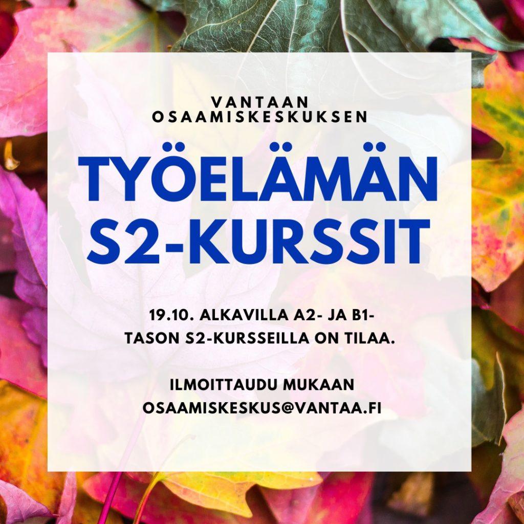suomen kielen kurssi