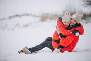 зимние каникулы в Финляндии
